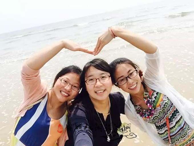 三个人的海滨之旅—日照吴家台我们来啦~