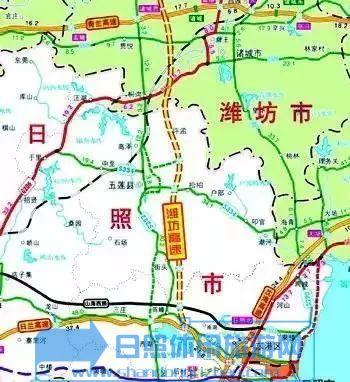 潍日高速开通后?日照去五莲 潍坊高速费多少钱?