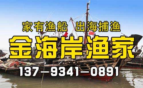 吴家台金海岸渔家